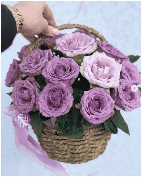 Blommor _korgen