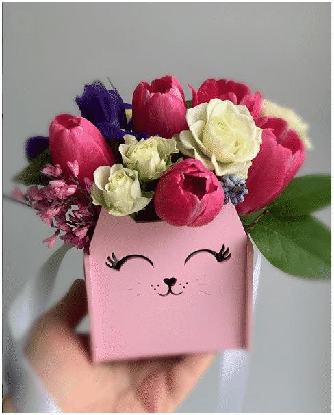 Blommor i tralada1