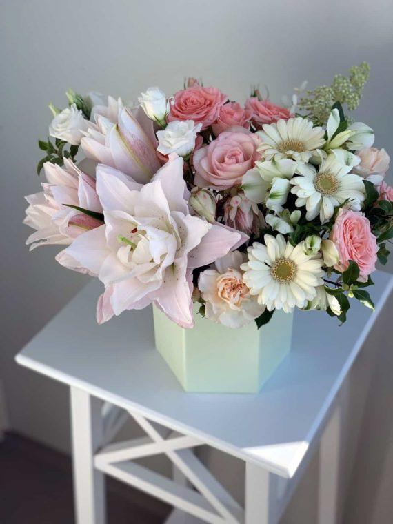 blommor buketter